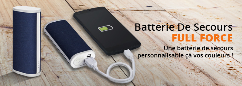 powerbank Full Force